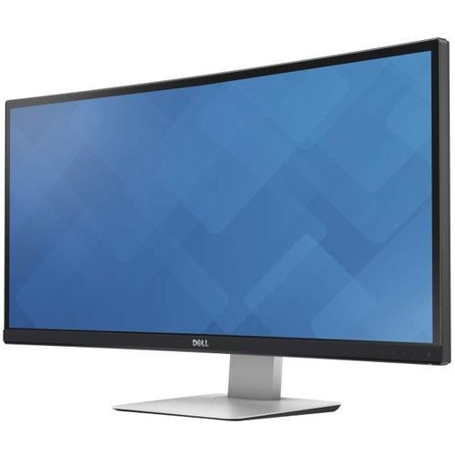 "Dell UltraSharp U3415W 34"" UW-QHD Curved Screen LED LCD Monitor - 21:9 - Black"