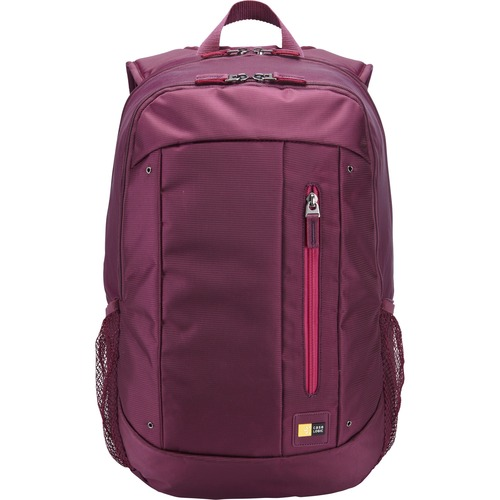 """Case Logic Jaunt WMBP-115 Carrying Case (Backpack) for 15"""" to 16"""" Notebook - Acai"""