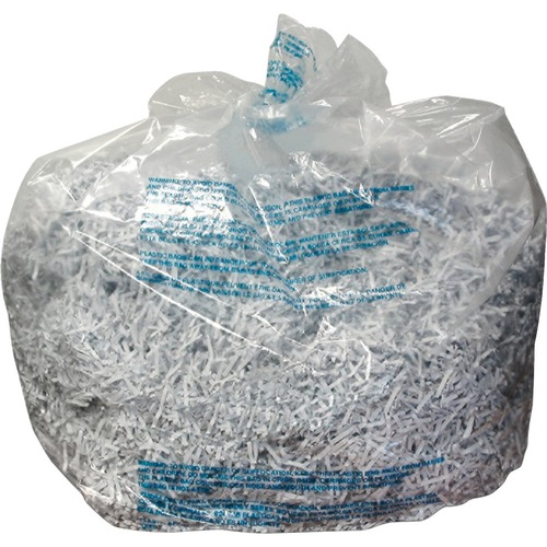 Swingline 30 Gallon Plastic Shredder Bags