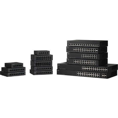 Cisco SF110D-16 Ethernet Switch