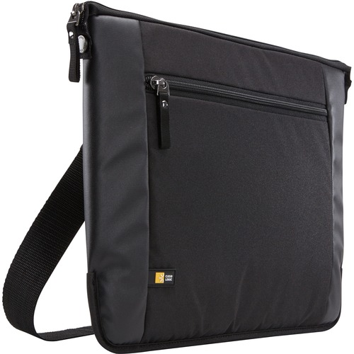 "Case Logic Intrata INT-114 Carrying Case (Attaché) for 14.1"" Notebook - Black"
