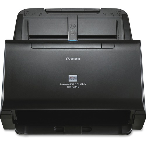 Canon ImageFORMULA DR C240 Sheetfed Scanner   600 Dpi Optical 300/500