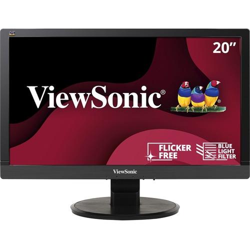 """Viewsonic Value VA2055Sa 20"""" Full HD LED LCD Monitor   16:9 300/500"""