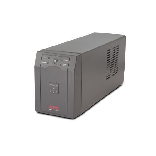APC Smart-UPS SC 420VA 120V- Not sold in CO, VT and WA