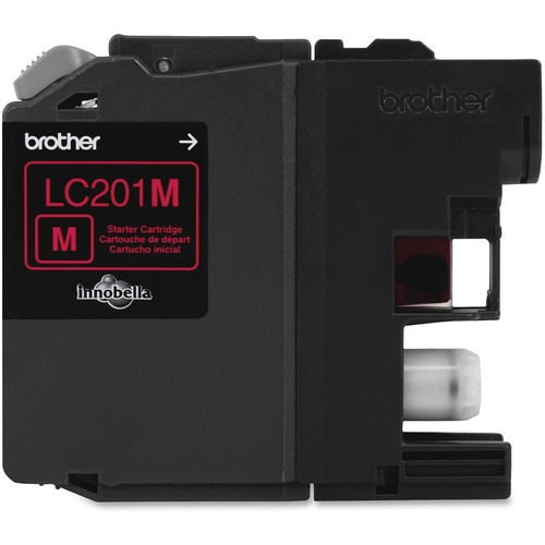 Brother Innobella LC201M Original Ink Cartridge 300/500