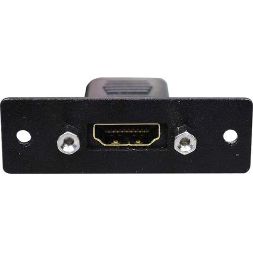 C2G Wiremold Audio/Video Interface Plates (AVIP) HDMI Female to Female Barrel
