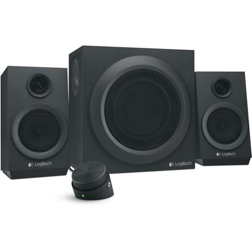 0c3303b0b1e Logitech Z333 2.1 Speaker System - 40 W RMS - Black | eBay