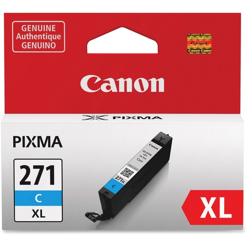 Canon CLI 271XL C Original Ink Cartridge 300/500