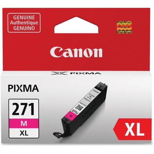 Canon CLI 271XL M Original Ink Cartridge 300/500