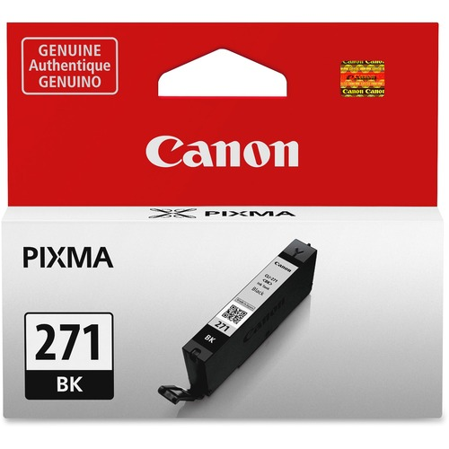 Canon CLI 271BK Original Ink Cartridge 300/500
