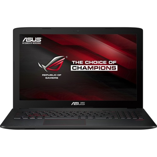 ROG GL552VW-DH74 15.6  (In-plane Switching (IPS) Technology) Notebook - Intel Co