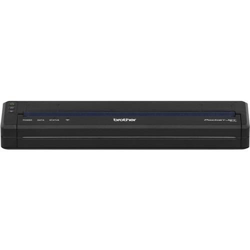 Brother PocketJet PJ773 Direct Thermal Printer - Monochrome - Portable - Plain Paper Print
