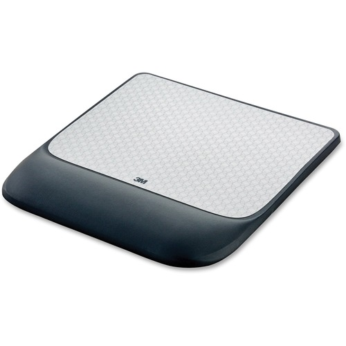 3M Precise Mouse Pad With Gel Wrist Rest 300/500