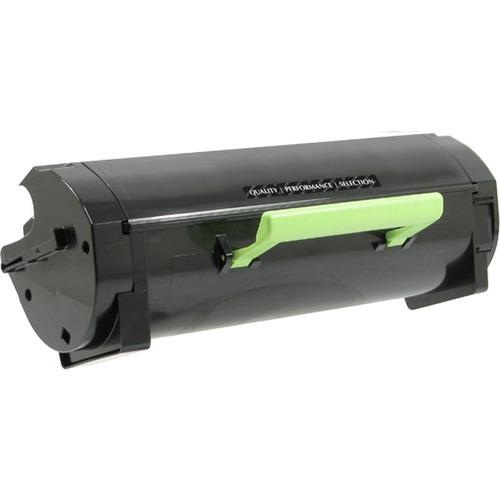 West Point Toner Cartridge - Alternative for Lexmark 0050F0HA0, 0050F1H00, 0050F2000, 0050F2H00, 050F0HA0, 050F1H00, 050F2000, 050F2H00, 500HA, 501H, 502, ... - Black
