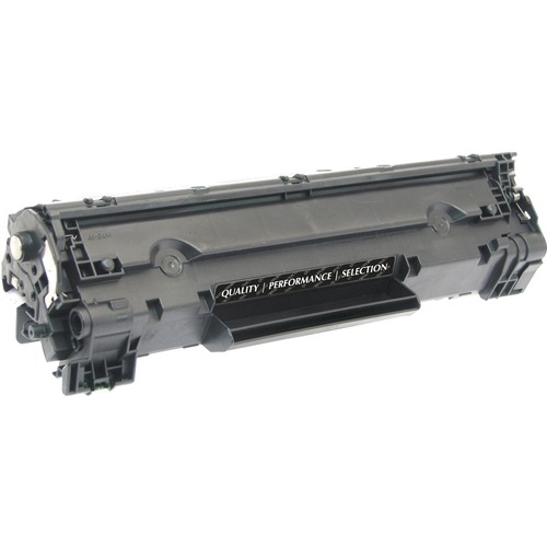 West Point Toner Cartridge - Alternative for Canon - Black