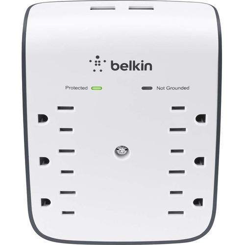 Belkin SurgePlus USB Wall Mount (10 Watts, Combined)