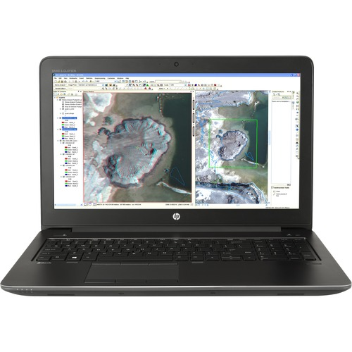 HP ZBook 15 G3 15.6  Mobile Workstation - Intel Core i7 (6th Gen) i7-6700HQ Quad