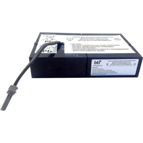 BTI Replacement Battery RBC59 for APC - UPS Battery - Lead Acid