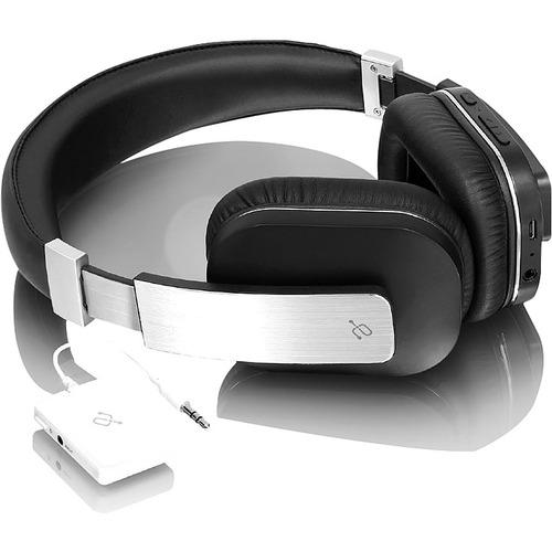 Aluratek Bluetooth Wireless Stereo Headphones 300/500