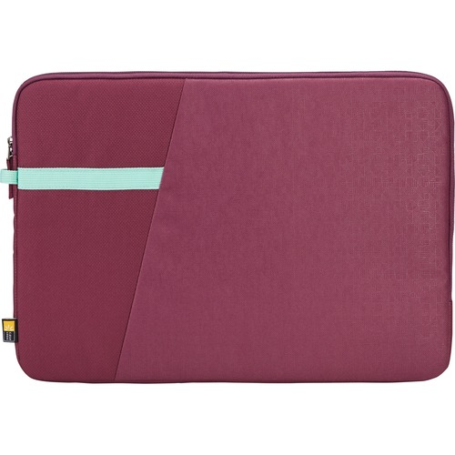 "Case Logic Ibira IBRS 115 Carrying Case (Sleeve) For 15.6"" Tablet   Purple 300/500"