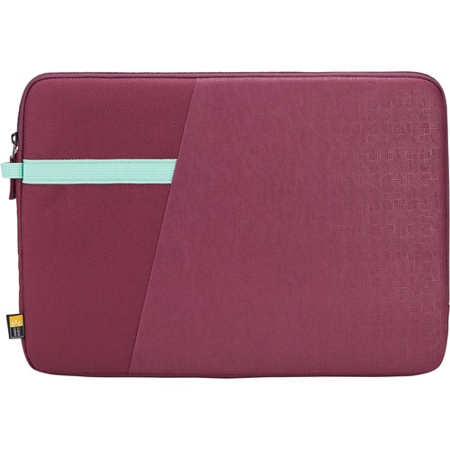 "Case Logic Ibira IBRS 113 Carrying Case (Sleeve) For 13.3"" Tablet   Purple 300/500"