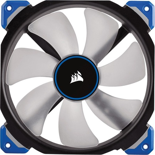 Corsair ML140 Pro LED, Blue, 140mm Premium Magnetic Levitation Cooling Fan CO 9050048 WW 300/500