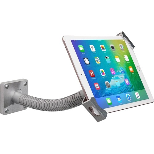 CTA Digital Security Gooseneck Table Wall Mount 7-13In Tablets