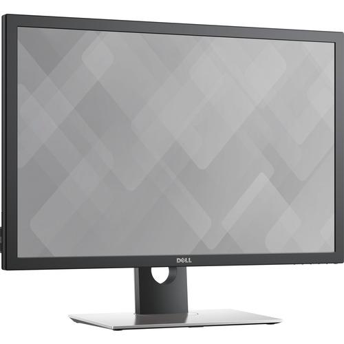 "Dell UltraSharp UP3017 30"" 2560 x 1600 LED LCD Monitor - 16:10 - 6 ms - 1.07 Billion Colors - 350 Nit - 1,000:1 - WQXGA - HDMI - DisplayPort - USB - 108 W - Black, Silver - TCO Certified Displays, ENERGY STAR, RoHS, EPEAT Gold"