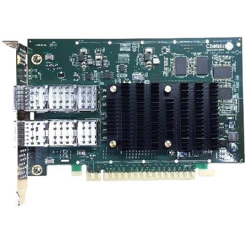 Chelsio T6 Dual Port 40G/50G/100GbE Adapter