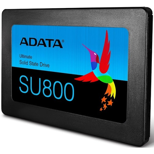 "Adata Ultimate SU800 ASU800SS 128GT C 128 GB Solid State Drive   2.5"" Internal   SATA (SATA/600)   Black 300/500"