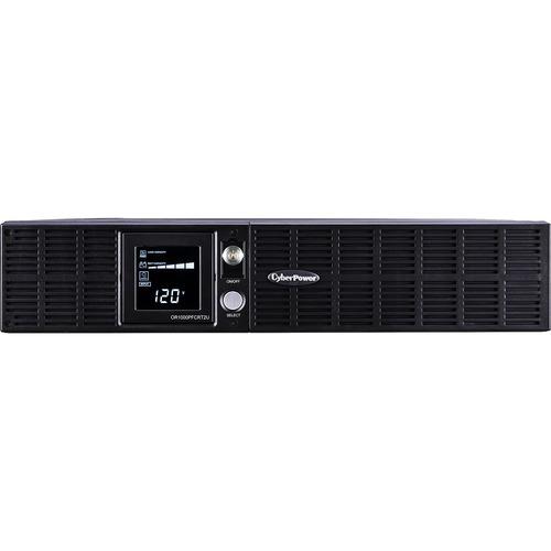 CyberPower OR1000PFCRT2U PFC Sinewave 1000VA Rack Mountable UPS 300/500