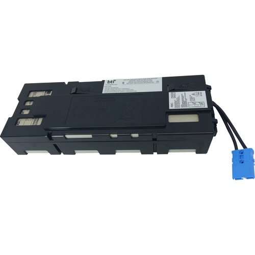 BTI Replacement Battery RBC115 for APC - UPS Battery - Lead Acid