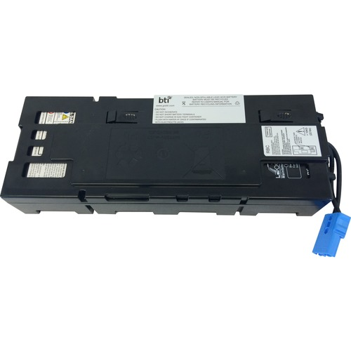 BTI Replacement Battery RBC116 for APC - UPS Battery - Lead Acid