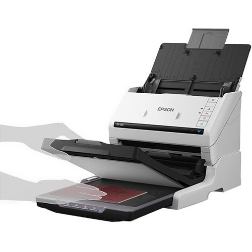 Epson Flatbed Scanning Dock