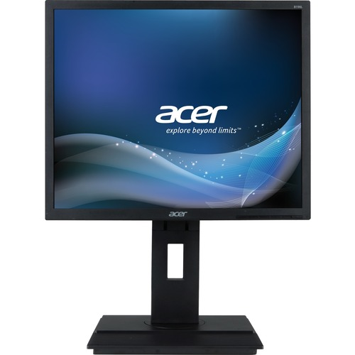"Acer B196L 19"" LED LCD Monitor   4:3   5ms   Free 3 Year Warranty 300/500"