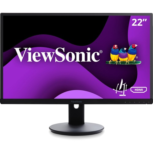 "Viewsonic VG2253 22"" Full HD LED LCD Monitor - 16:9 - Black"