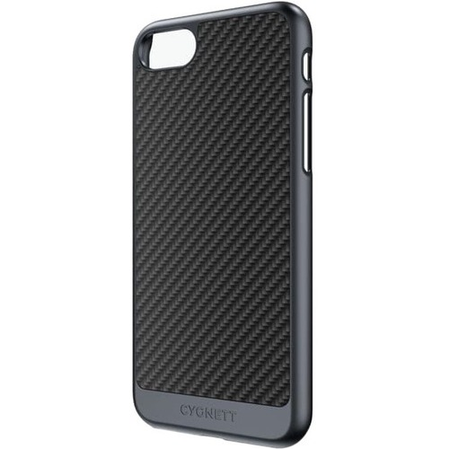 Cygnett UrbanShield Case for iPhone 7 - Carbon Fibre
