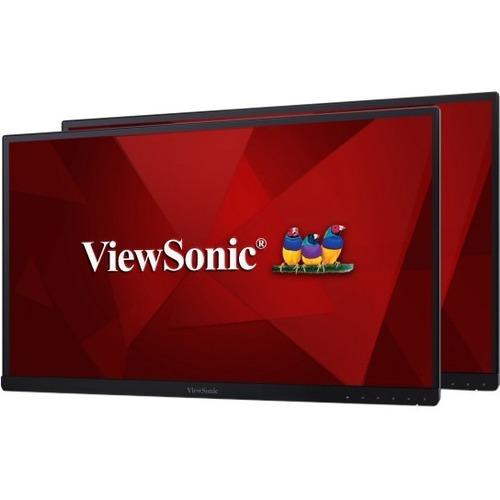 """Viewsonic VG2753_H2 27"""" Full HD LED LCD Monitor - 16:9 - Black"""