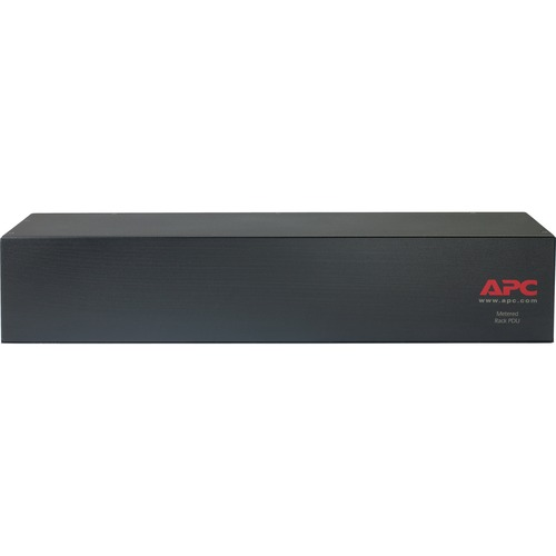 APC By Schneider Electric Rack PDU, Metered, 2U, 30A, 120V, (16) 5 20 300/500
