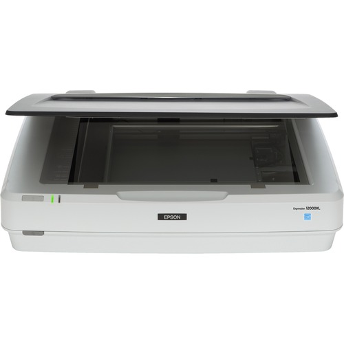 Epson Expression 12000XL GA Flatbed Scanner   2400 Dpi Optical 300/500