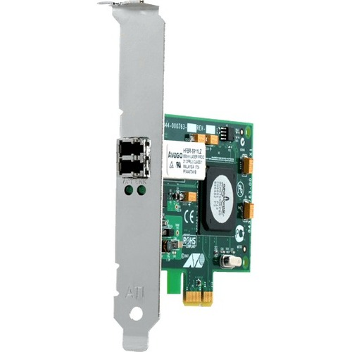 Allied Telesis 1000SX LC PCI Express x1 Adapter Card