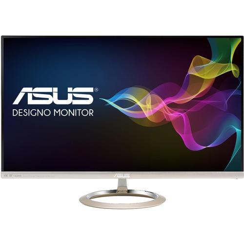 "Asus Designo MX27UC 27"" 4K UHD LED LCD Monitor - 16:9 - Icicle Gold, Black"
