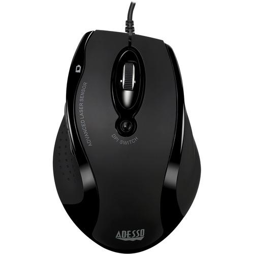 Adesso iMouse G2 - Ergonomic Optical Mouse