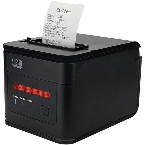 Adesso NuPrint NuPrint 310 Direct Thermal Printer   Monochrome   Desktop   Receipt Print 300/500