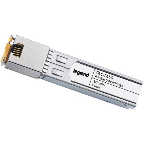Legrand Cisco GLC-T Compatible 1000Base-T Copper SFP (mini-GBIC) Transceiver