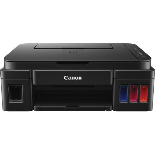 Canon PIXMA G3200 Inkjet Multifunction Printer - Color