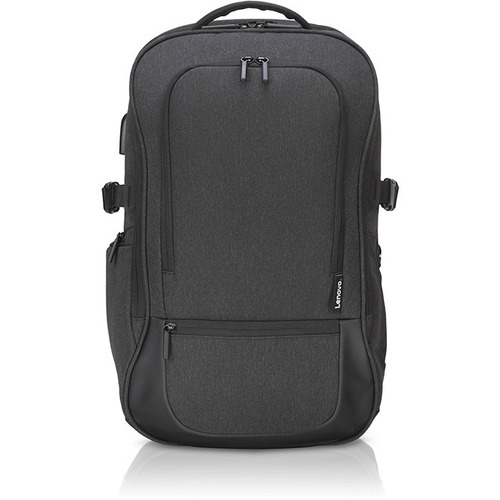 """Lenovo Passage Carrying Case (Backpack) for 17"""" Notebook - Charcoal"""