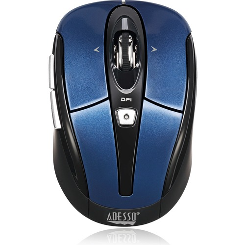 Adesso iMouse S60L - 2.4 GHz Wireless Programmable Nano Mouse