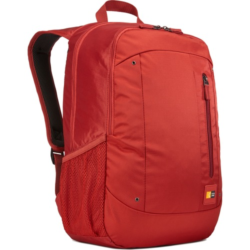 """Case Logic Jaunt WMBP-115 BRICK Carrying Case (Backpack) for 15.6"""" Notebook - Brick"""