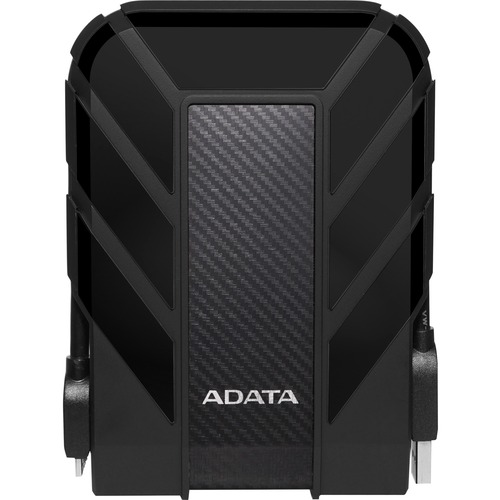 Adata HD710 Pro AHD710P-5TU31-CBK 5 TB Portable Hard Drive - External - Black